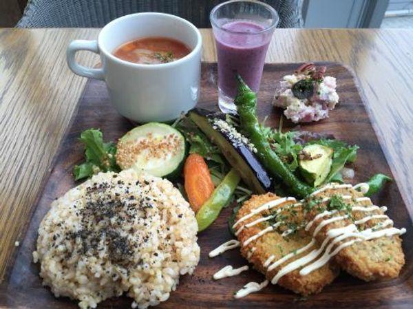 素食來襲!日本19家美味素食餐廳大集結!